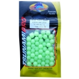 Glowing Oval Beads 8mm, 50pcs/pk