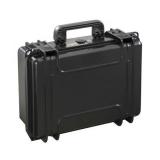 Водонепроницаемый чемодан безопасности MAX 300, черный