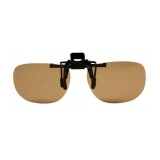Clip On - Brown Polarised Lens