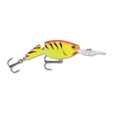 Воблер Jointed Shad Rap 5, 8гр, Hot Tiger