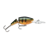 Vobler Jointed Shad Rap 7, 13g, Perch