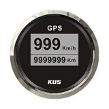 Digital Speedometer Sea-V, GPS, Ø52mm