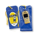 Dry bag for mobile phone, 19x10cm
