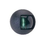 """Side Light """"Power 7"""" green, 112.5°, vertical mount"""