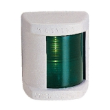 "Side Light ""Classic 12"" green, 112.5°, vertical mount"