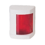 """Side Light """"Classic 12"""" Red, 112.5°, vertical mount"""