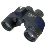 Binoculars Waterproof w/ Compass Sea Nav, 7 x 50