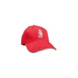 Nokamüts Lalizas, purjetamiseks, punane