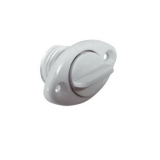 Drain Socket with plug, Ø27mm, length 107mm