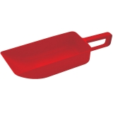 Bailer Rigid Red, 365x110mm