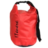 Dry bags Tenere, red colour, 15 - 40ltr