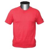 T-shirt, Crewman, Red, XXL