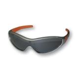 Поляризационные очки для детей, серые линзы,оранжевый оправа