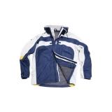 "Inshore sailing jackets ""Free sail FS Men"", breathable, navy / ice"
