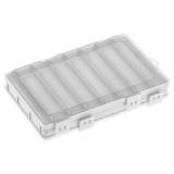 Dual Side Easylock Lure Box, Y-shaped Divisions, L Size (depth 17cm)