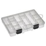 Medium SF-series Lure Box, 18 sections, 27x18x4.3cm