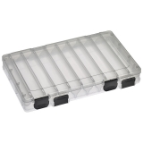 Dual Side Lure Box, Y-shaped Divisions, XL Size