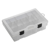 Extended Height SF-series Lure Box, 17 sections, 35.5x23x9.5cm