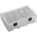 Extended Height SF-series Lure Box, 5 Sections