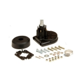 LT Rotary Steering Helm with 90˚ Bezel Kit