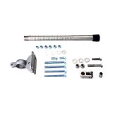 "Inboard Short Bracket Kit 2"" (Stainless Steel)"