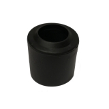 Black Rubber End Cap of Support Tube