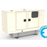 Emergency Diesel Genset 49.5kVA, 400V, 50Hz, 3ph, canopy