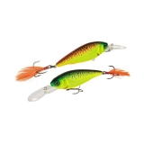Vobler Sashimi Shad FW [70SP] 9.5g, Chameleon Firetiger