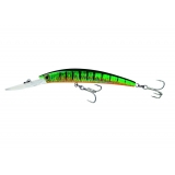 Воблер Crystal Minnow Deep Diver [130F], 24g, Perch