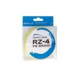 Шнуры Cortland RZ-4, 0.10-0.12мм, 135м, желтый