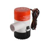 Bilge Pump 1000GPH (71L/min), 12V