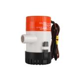 Pilsipump 750GPH (50L/min), 12V
