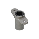 Row Lock Socket, aluminium, Ø17mm