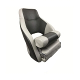 Captain Chair Nassau, light gray/dark gray