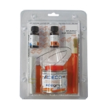 Adeco PVC boat repair kit, Gray