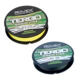 Шнуры Tergo 0.12-0.45мм, 228м, желтый/зеленый